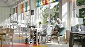 Alten- und Seniorenheimreinigung